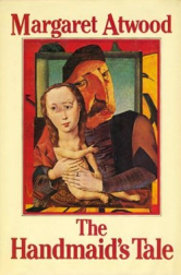 The Handmaid's Tale first edition book cover